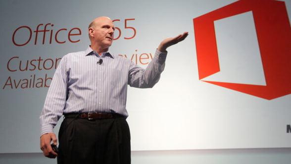 Noua versiune Office: Microsoft paseste in lumea tabletelor