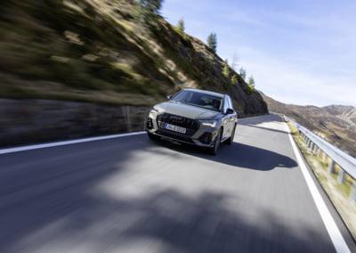 Noul Audi Q3 a ajuns si in Romania