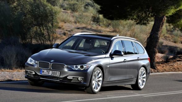 Noul BMW Seria 3 Touring: Mai mult spatiu, acelasi rafinament