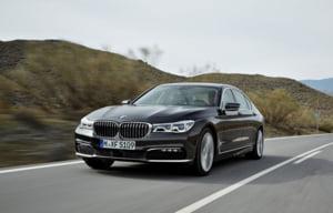 Noul BMW Seria 7 a ajuns in Romania: Iata cat costa