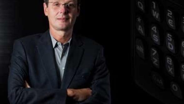 Noul CEO RIM: BlackBerry are nevoie de schimbari majore
