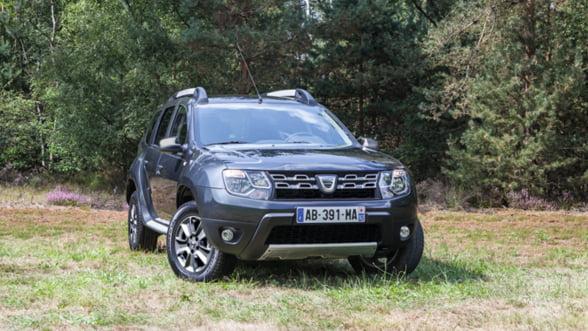 Noul Duster a fost lansat pe piata romaneasca. Vezi preturi