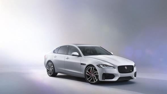 Noul Jaguar XF, lectia simplitatii unei masini de mare caracter