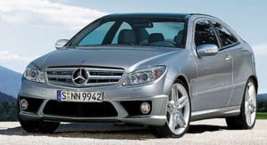 Noul Mercedes-Benz CLC debuteaza in forta