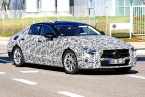 Noul Mercedes-Benz CLS, surprins in teste: Iata cum arata (Foto spion)