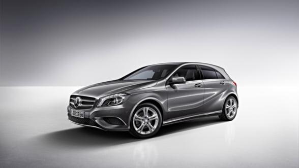 Noul Mercedes Clasa A: Sport sau elegant, ce alegi?