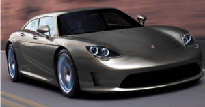 Noul Porsche Panamera va fi prezentat in luna aprilie