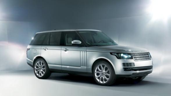 Noul Range Rover ajunge in Romania. Te tenteaza?