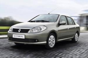 Noul Renault Clio Symbol, in Romania de la 7.990 euro