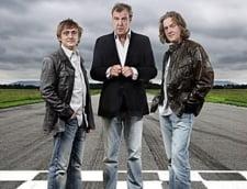Noul Top Gear, distribuit in exclusivitate pe Net? Formula de trei merge mai departe