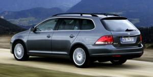 Noul Volkswagen Golf Variant (break) a fost lansat in Romania