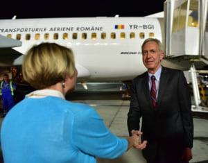 Noul ambasador SUA la Bucuresti, mesaj emotionant despre soldatii romani raniti in Afganistan