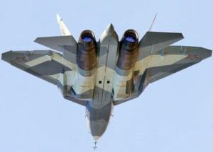 Noul avion invizibil T-50 al Rusiei: Se compara cu F-35 al SUA?