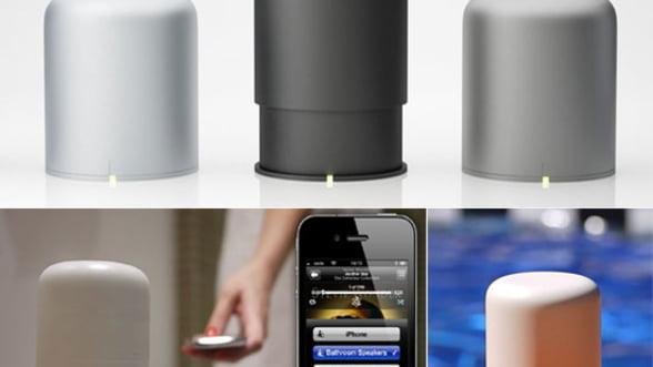 Noul concept de boxe cu Bluetooth
