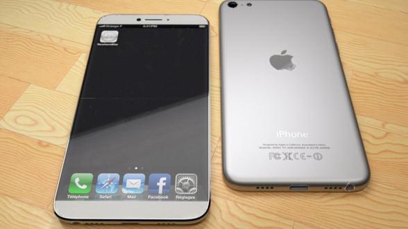Noul iPhone 6, un telefon cu ecran mai mare?