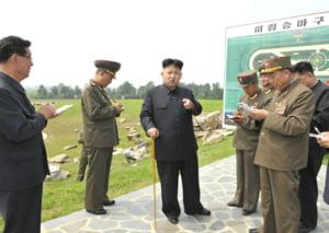 Noul om misterios de langa dictatorul Coreei de Nord