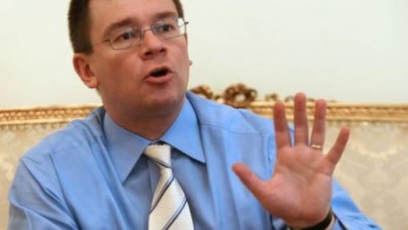 Noul pariu al lui Ungureanu: Transparentizarea banului public