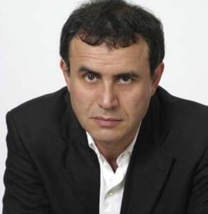 Nouriel Roubini: 60% sanse de recesiune, in 2012