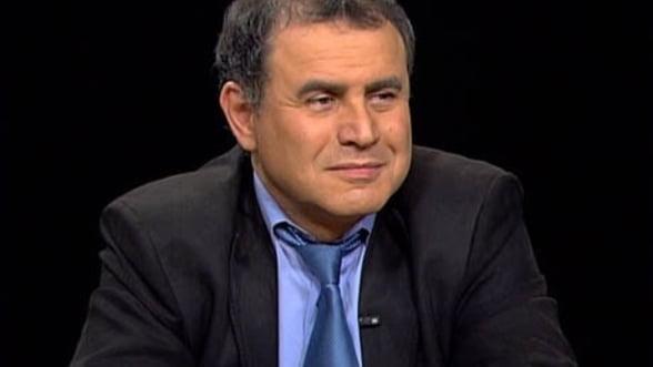 Nouriel Roubini face previziuni sumbre pentru 2012