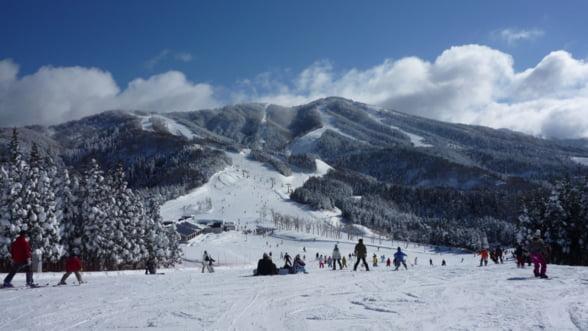 Nu mai stii unde sa mergi la schi? Incearca in Hokkaido!