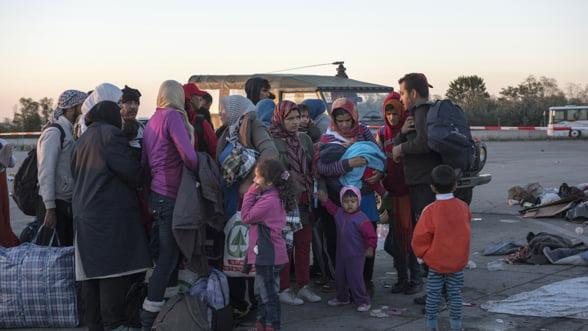 Nu primim refugiati? Vin amenzile! Romania ar avea de platit peste 1,5 miliarde de euro