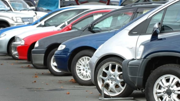 Nu se mai vand masini noi: Inmatricularile au scazut cu 6,3% in primele trei luni