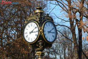 Nu uita sa dai ceasul inapoi! Romania trece in weekend la ora de iarna