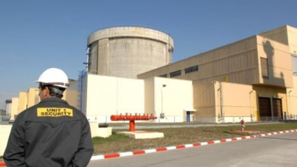 Nuclearelectrica a deconectat de la retea si Unitatea 1, dupa ce reactorul 2 a fost oprit cateva zile