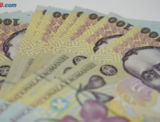 Numarul bancnotelor false a crescut cu peste 50%. Bancnota de 100 lei e cea mai falsificata