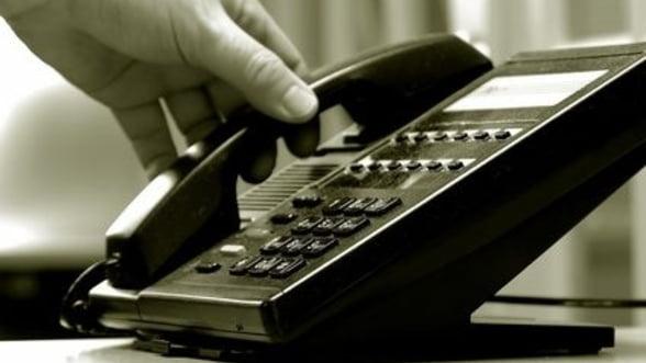 Numarul de abonati la telefonia fixa a crescut cu 4% anul trecut
