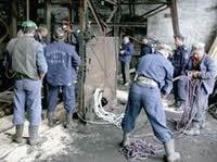 Numarul de angajati din sectorul minier a scazut masiv
