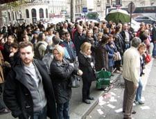 Numarul locurilor de munca disponibile a scazut cu 2.400