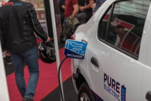 Numarul masinilor ecologice vandute in Romania s-a triplat
