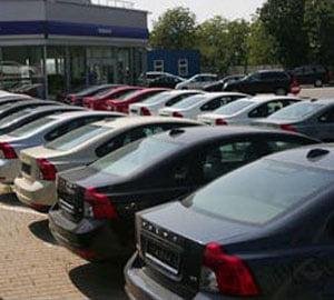 Numarul masinilor vandute anul trecut, la nivelul din 2003