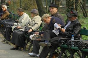 Numarul pensiilor de peste 1.000 lei a depasit un milion