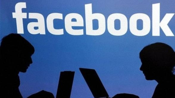 Numarul romanilor cu cont pe Facebook a ajuns la 7,2 milioane