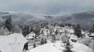 Numarul turistilor care au venit in statiunile din Romania a crescut de 26 de ori fata de anul trecut