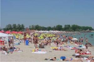 Numarul turistilor pe litoralul romanesc, in crestere cu 20%