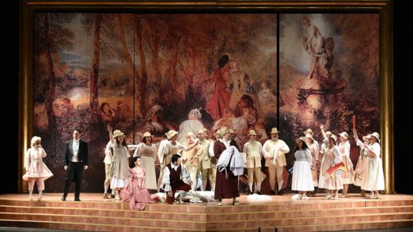 Nunta lui Figaro, pe scena Operei Nationale Bucuresti
