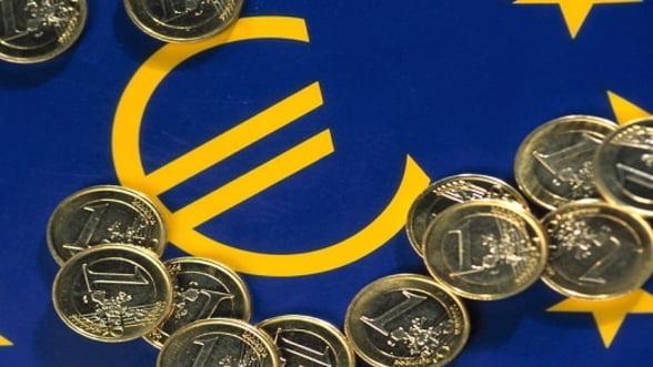 O absorbtie de 60% a fondurilor europene ar putea determina o crestere de 3,6% a PIB
