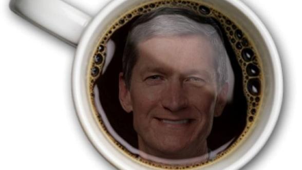 O cafea cu CEO-ul Apple a costat 610.000 de dolari