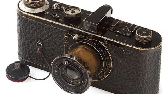 O camera foto Leica din 1923, vanduta pentru 2,8 mil. de dolari