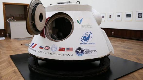 O capsula spatiala sovietica, adjudecata cu un milion de euro