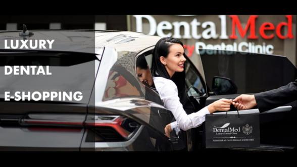 O clinica stomatologica isi deschide propriul magazin online cu produse pentru recuperare dupa implant si produse premium de ingrijire dentara