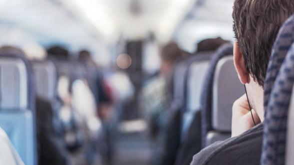 O companie aeriana ar putea introduce cusete la clasa economy