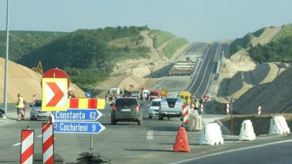 O companie chineza, interesata sa lucreze la Autostrada Transilvania