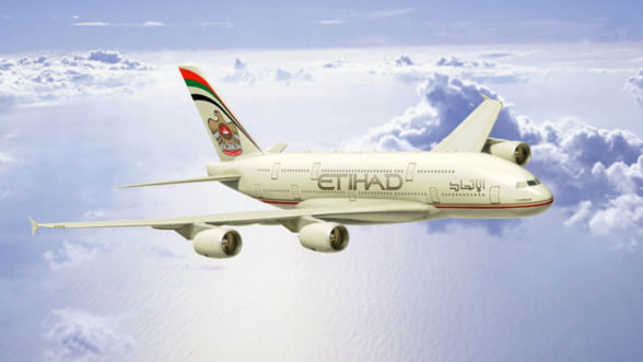 O companie din Abu Dhabi negociaza preluarea unei participatii din Alitalia