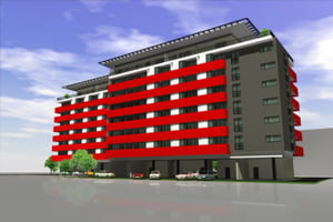 O companie din Arad a inceput constructia unui ansamblu rezidential de peste 45 milioane de euro