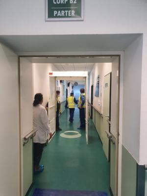 O companie doneaza spitalelor din Romania 20 de porti dezinfectante