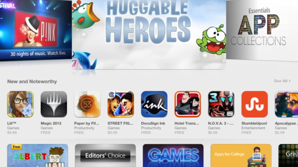 O companie romaneasca, printre cei mai promitatiori dezvoltatori de jocuri in App Store